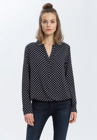 Cross Jeans - Blouse - navy - 0