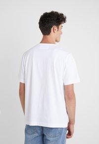 Joseph - CREW PERFECT TEE - T-Shirt basic - white - 2