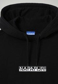 Napapijri - B-BOX - Hoodie - black - 2