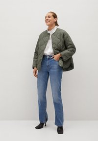 Mango - CARROT - Light jacket - kaki - 1
