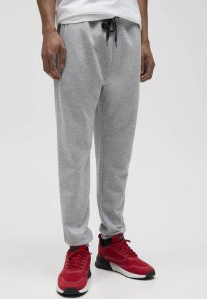 Pantalon de survêtement - mottled grey