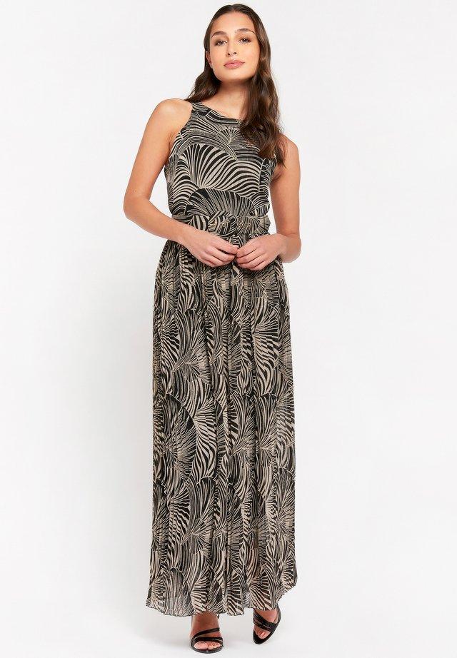 TATIANA SILVA - Maxi dress - beige