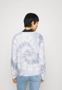 Abercrombie & Fitch - LOGO CREW - Sweatshirt - blue rope wash - 2