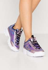 Fila - DISRUPTOR  - Baskets basses - multicolor - 0