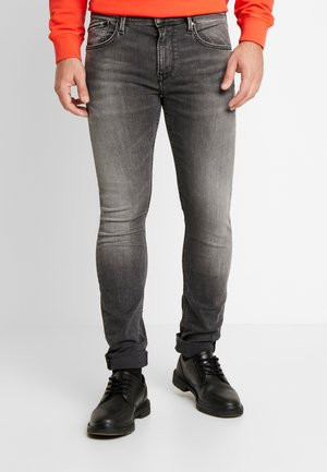 FINSBURY - Slim fit jeans - black