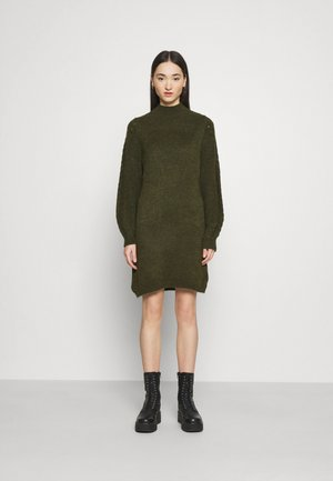 ONLPIL HIGHNECK DRESS  - Jumper dress - kalamata