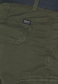 Petrol Industries - WITH BELT - Shorts - dark army - 2