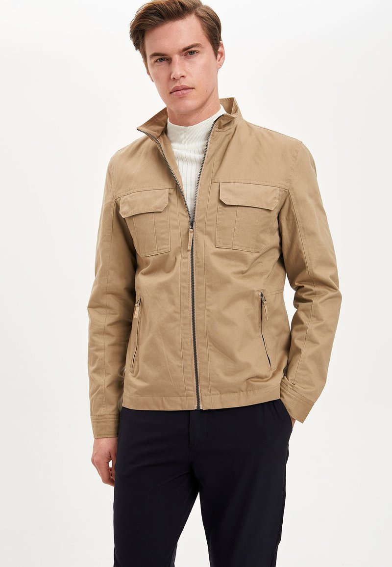 DeFacto - Light jacket - beige