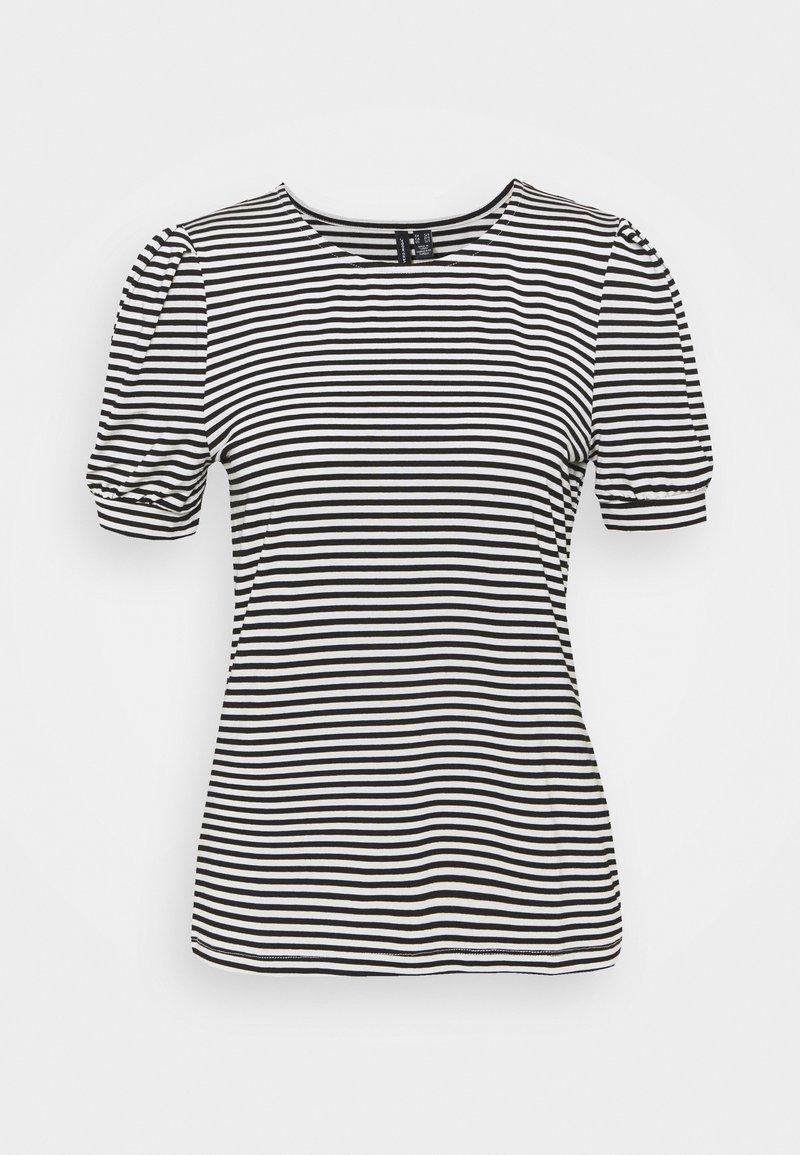 Vero Moda Tall - VMKATE - Print T-shirt - black/white
