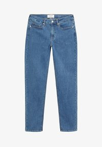 Violeta by Mango - SUSAN - Slim fit jeans - azul medio - 4