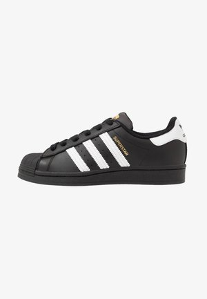 SUPERSTAR - Sneaker low - core black/footwear wihte