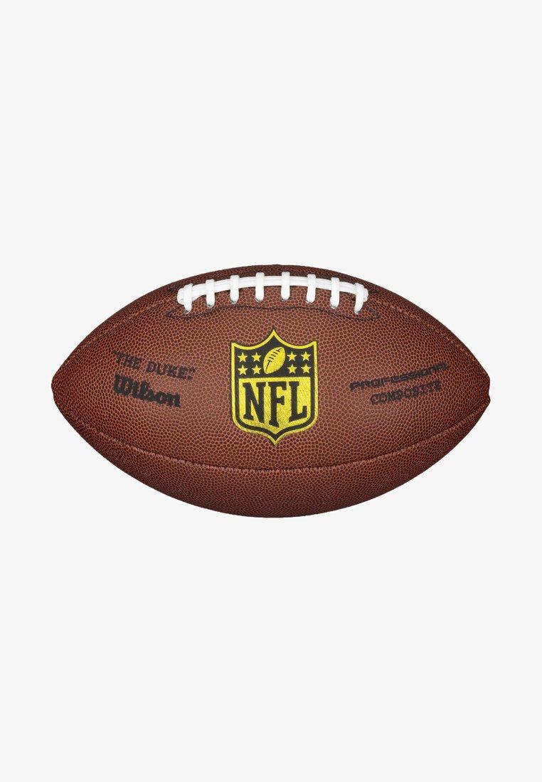 Wilson - AMERICAN FOOTBALL NFL THE DUKE - Club wear - brown