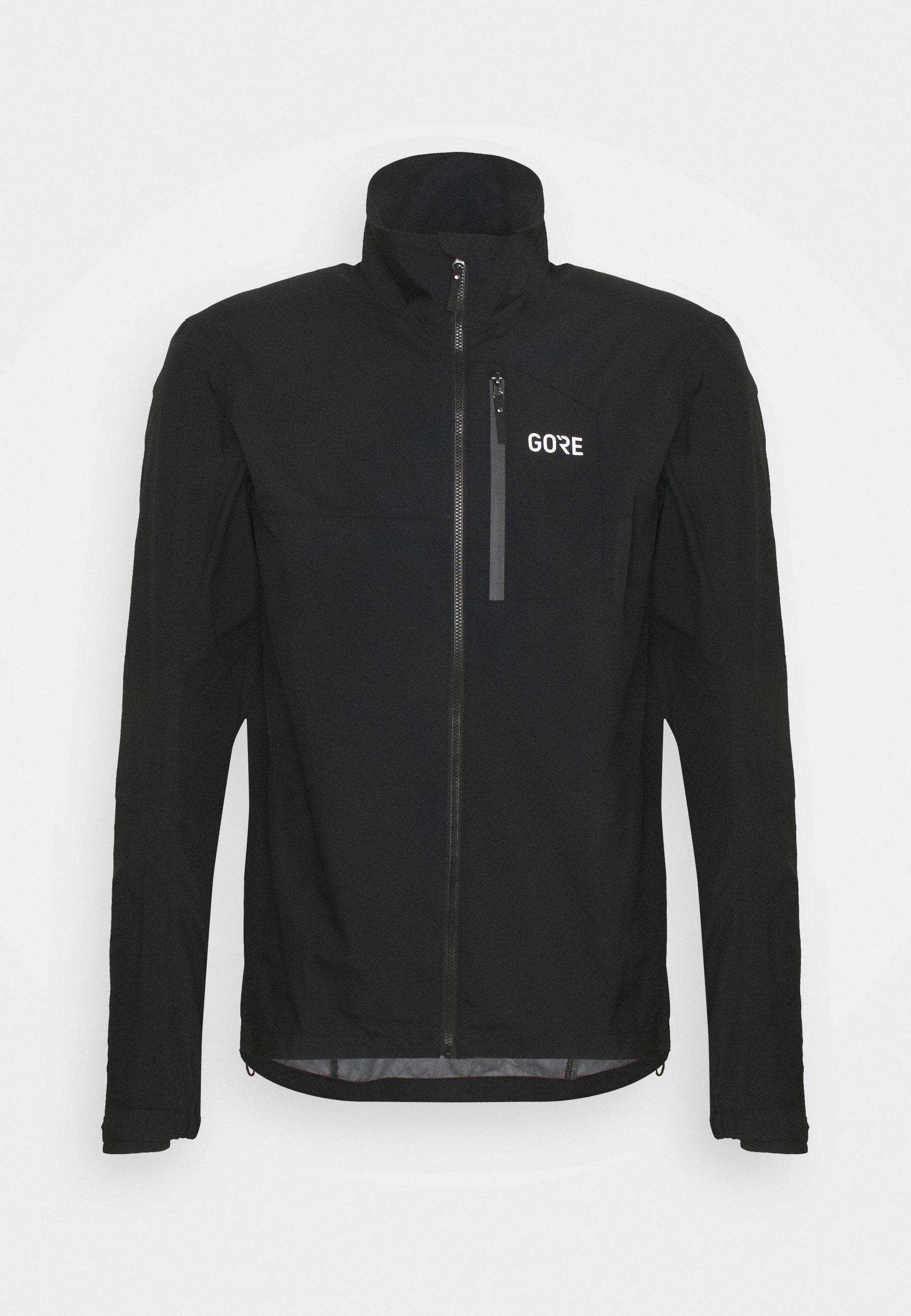 Gore Wear GORE® WEAR SPIRIT JACKET MENS - Trainingsjacke - black/schwarz -  Zalando.de