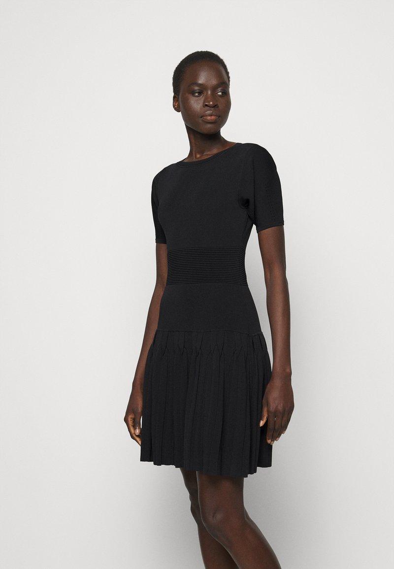 TWINSET - Jumper dress - nero