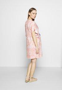 Mara Mea - SUN SALUTATION - Korte jurk - light pink - 2