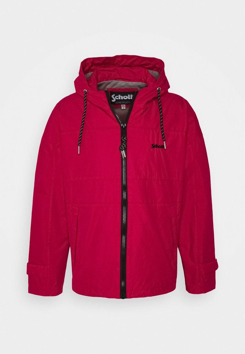 Schott - Summer jacket - red