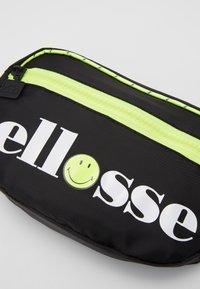 Ellesse - PIOLLO BUMBAG - Bum bag - black - 2