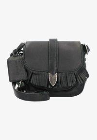 Cowboysbag - WEST - Across body bag - black - 0