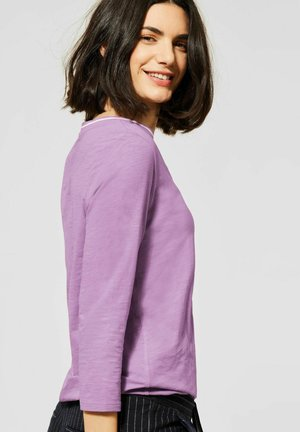 Long sleeved top - lila