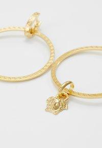 Versace - EARRINGS - Kolczyki - gold-coloured - 5