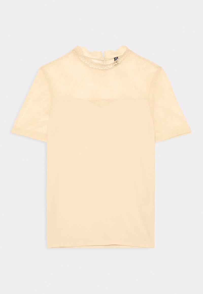 Pieces - PCPINA - Print T-shirt - birch