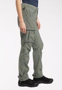 Haglöfs - Outdoor trousers - lite beluga - 2