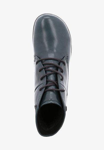 NALY 09, PETROL - Lace-up ankle boots - petrol