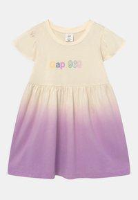 GAP - TODDLER GIRL  - Jersey dress - purple - 0
