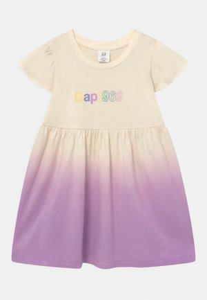 TODDLER GIRL  - Robe en jersey - purple