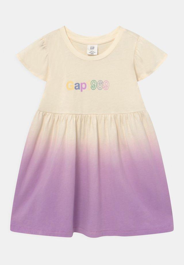 TODDLER GIRL  - Jersey dress - purple
