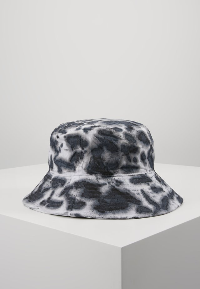 BUCKET HAT - Hatt - grey/black