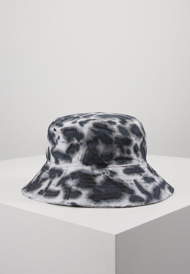 BUCKET HAT - Klobouk - grey/black