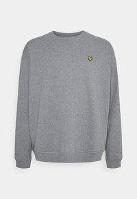 Lyle & Scott - CREW NECK - Sweatshirt - mid grey marl - 0