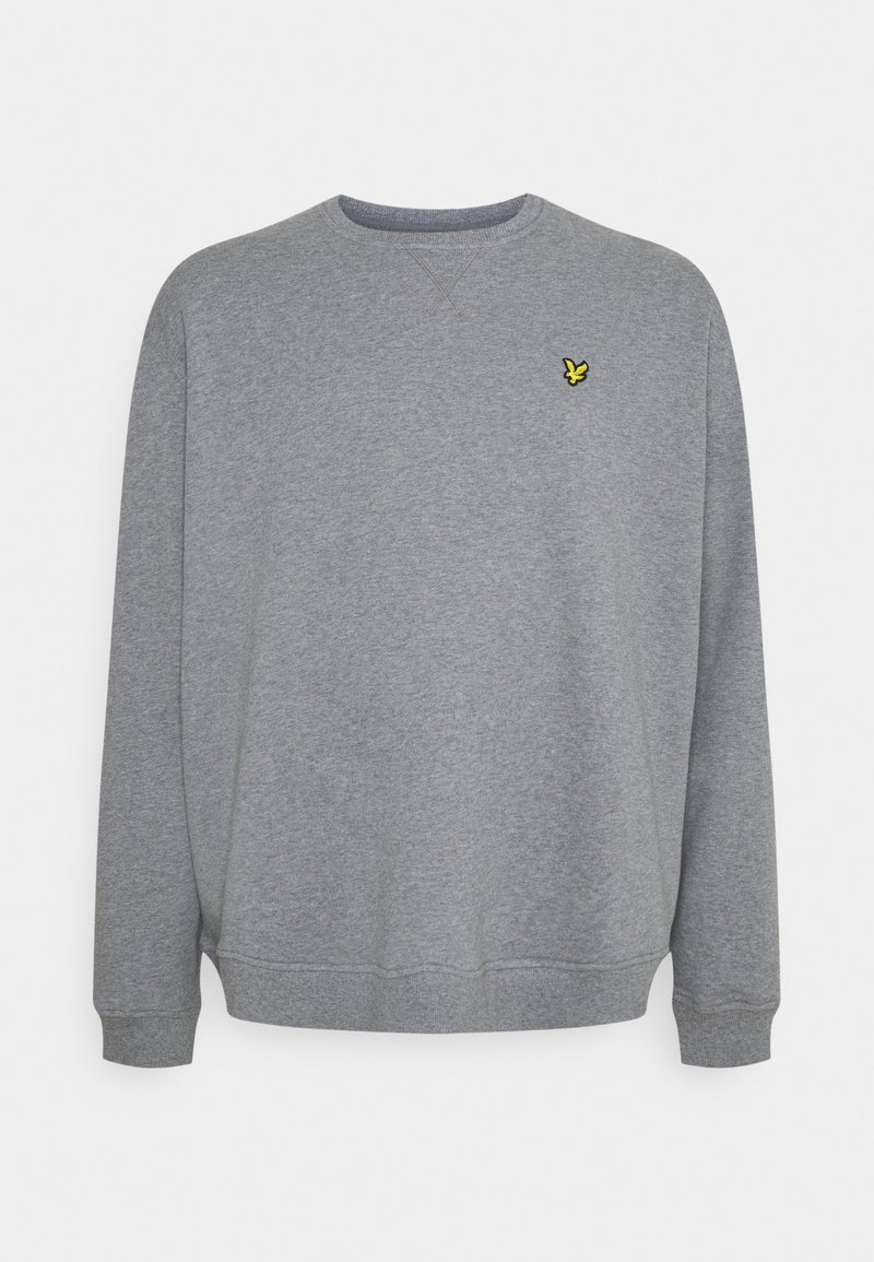 Lyle & Scott - CREW NECK - Sweatshirt - mid grey marl