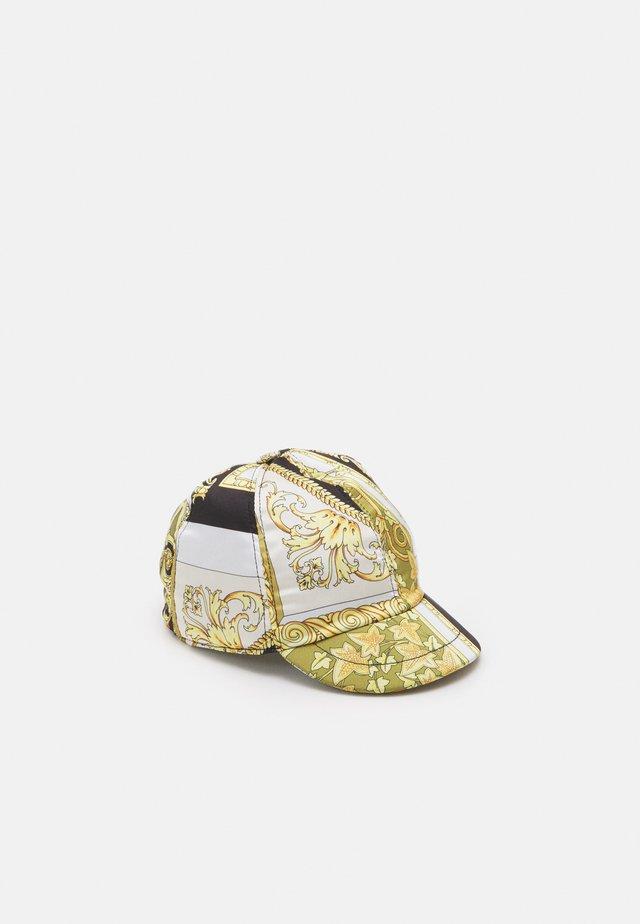 HAT HERITAGE  - Cappellino - white/gold