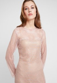 LEXI - MALIKA DRESS - Occasion wear - pink - 3