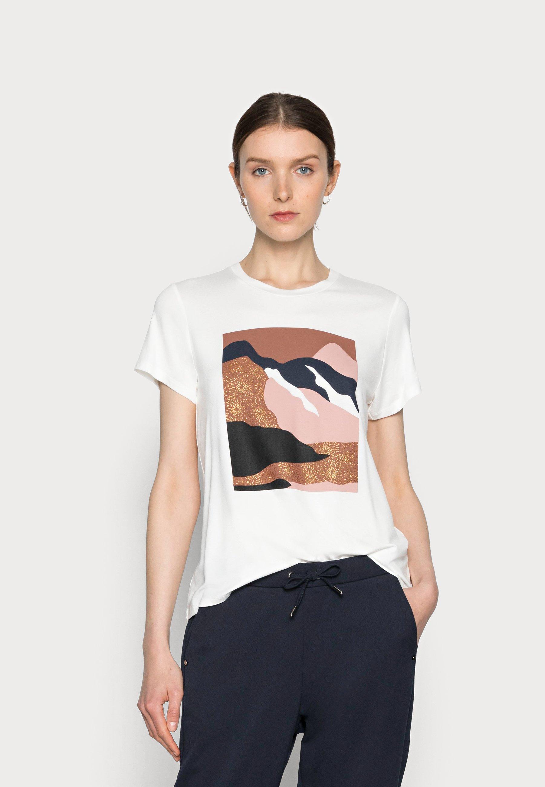 Women LANDY - Print T-shirt