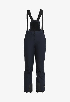 ERIELLE - Snow pants - dark blue