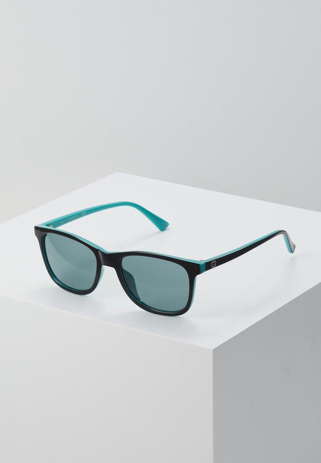 INJECTED - Sluneční brýle - turquoise
