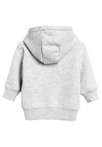 Next - Zip-up hoodie - grey - 1