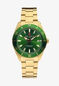 Sem Lewis - Watch - gold - 1