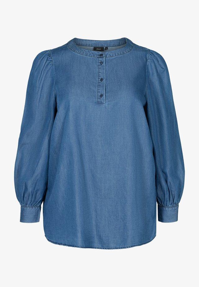 Bluzka - blue