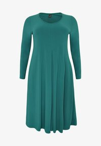Yoek - Day dress - green - 3