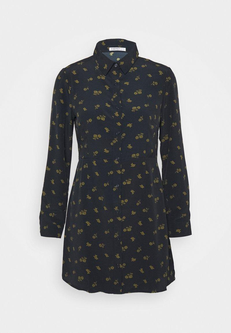 Glamorous Petite - DRESS MINI - Shirt dress - olive
