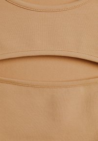ONLY - ONLLIVE LOVE DETAIL - Long sleeved top - warm sand - 2