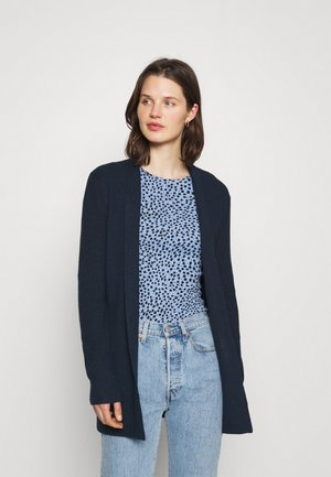 CORESPUN CARD - Cardigan - dark blue
