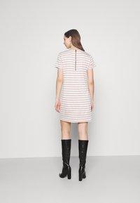 Vila - VITINNY - Jersey dress - snow white - 2