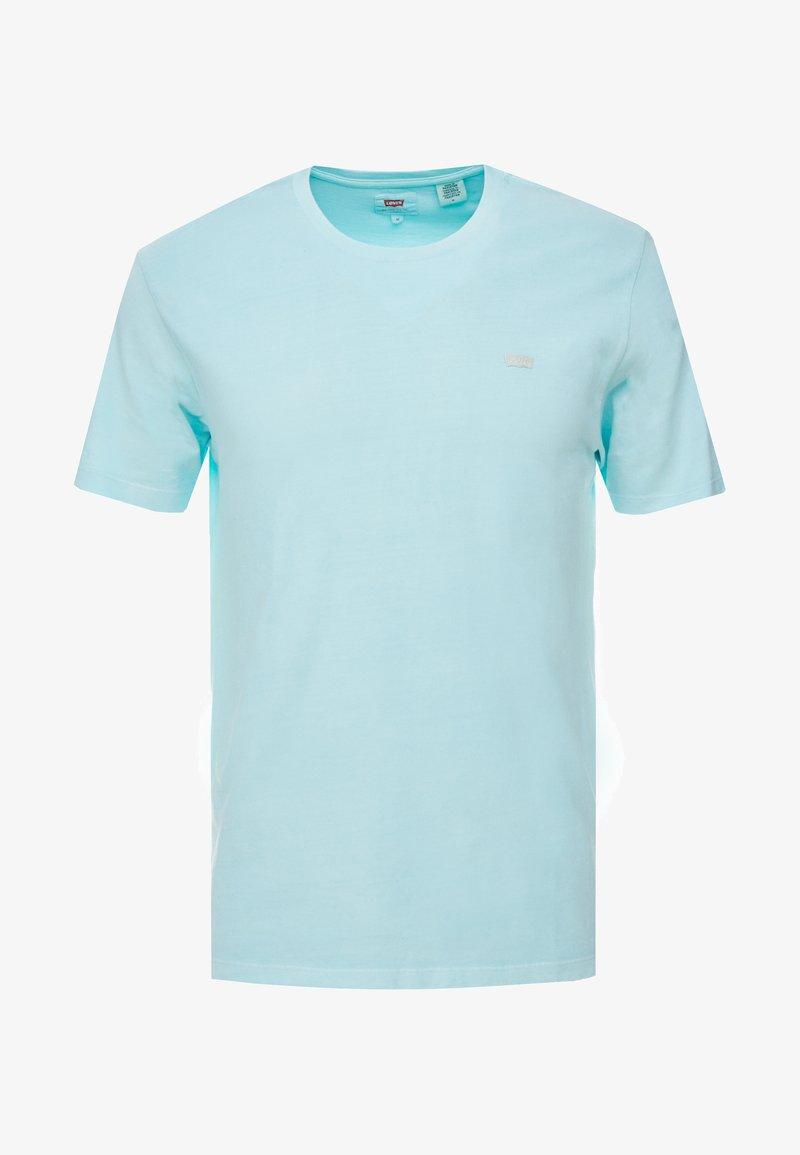 Levi's® THE ORIGINAL TEE - T-Shirt print - creme de menthe/mint 4vixSg