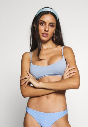 STARDUSTTANK BRA - Bikini top - bluebell