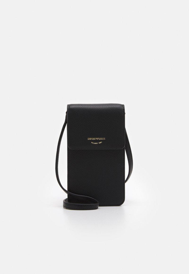 Emporio Armani - PHONE CASE - Phone case - nero